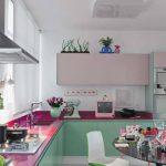 Cocinas en L: también pueden ser cocinas singulares