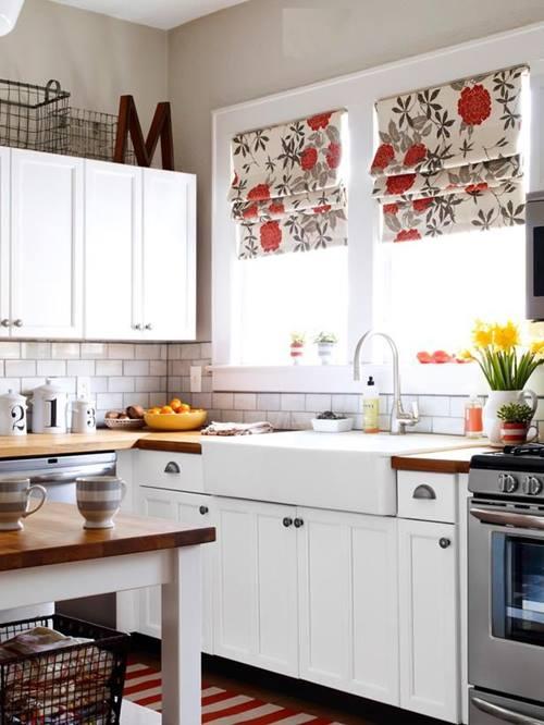 Cocinas en L también pueden ser cocinas singulares 4