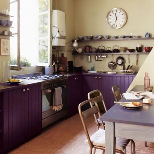 Cocinas en L también pueden ser cocinas singulares 5