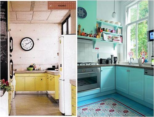 Cocinas en L también pueden ser cocinas singulares 6