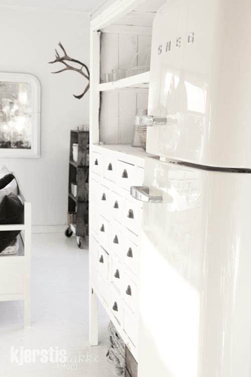 Frigoríficos Smeg, el electrodoméstico retro de moda para cocinas con encanto 6