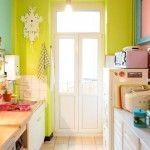 Idea para decorar una cocina pequeña