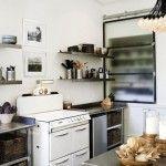 Imágenes de cocinas de diseño industrial
