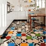 Suelos y azulejos para cocinas: esto es tendencia…