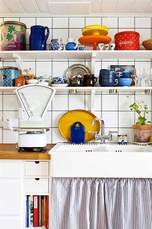 Suelos y azulejos para cocinas esto es tendencia cocinas con encanto - Azulejo para cocina rustica ...