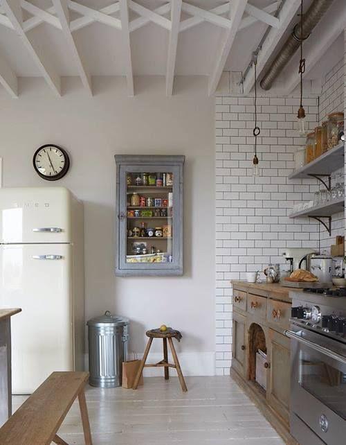 Suelos y azulejos para cocinas esto es tendencia... 6