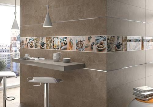 Suelos y azulejos para cocinas esto es tendencia - Fotos de azulejos de cocina ...