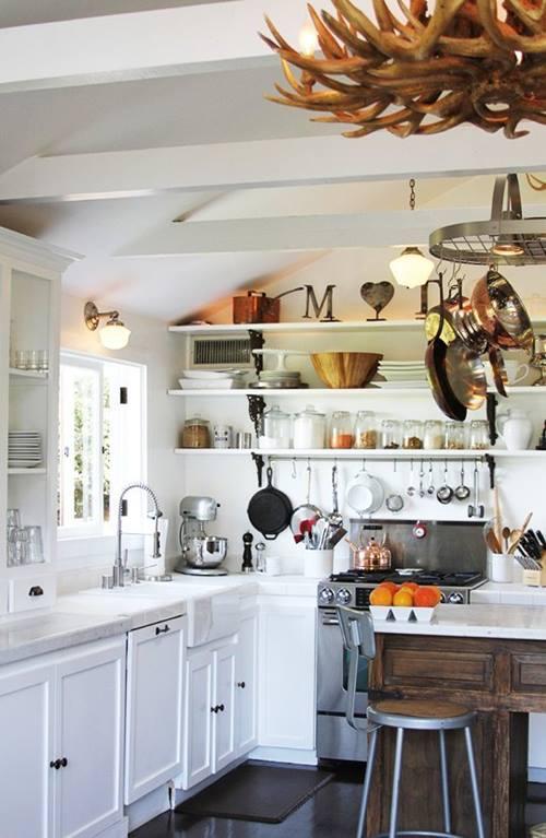 ¡Las estanterías de toda la vida vuelven a las cocinas! 3