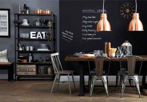 Momento coppertone (o cómo decorar cocinas con cobre) 3