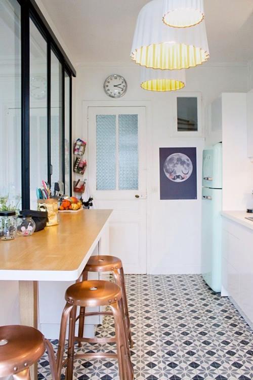 Momento coppertone (o cómo decorar cocinas con cobre) 4