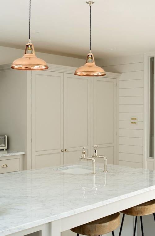Momento coppertone (o cómo decorar cocinas con cobre) 5