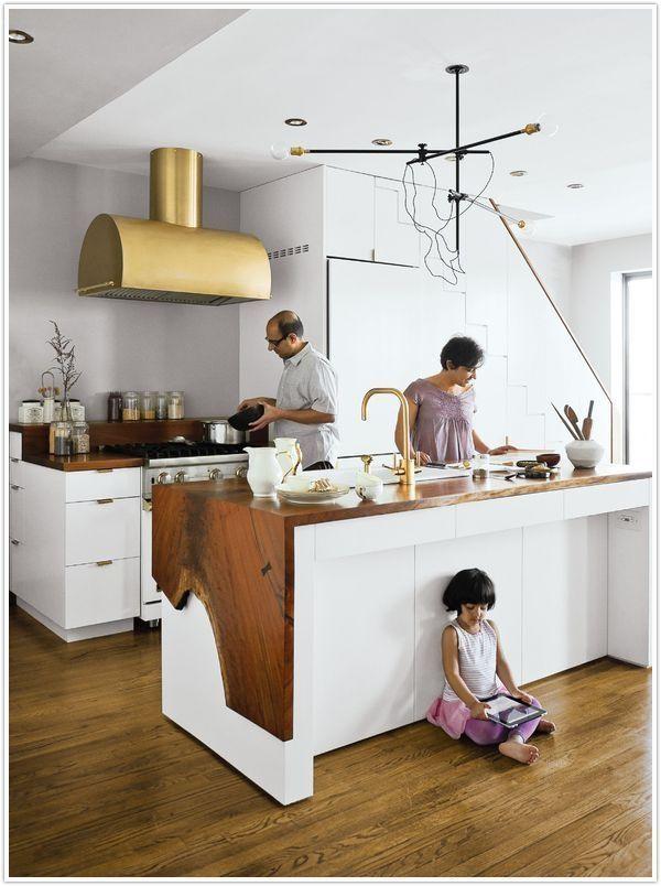 cocina comedor con mesa integrada los consejos del arquitecto 7
