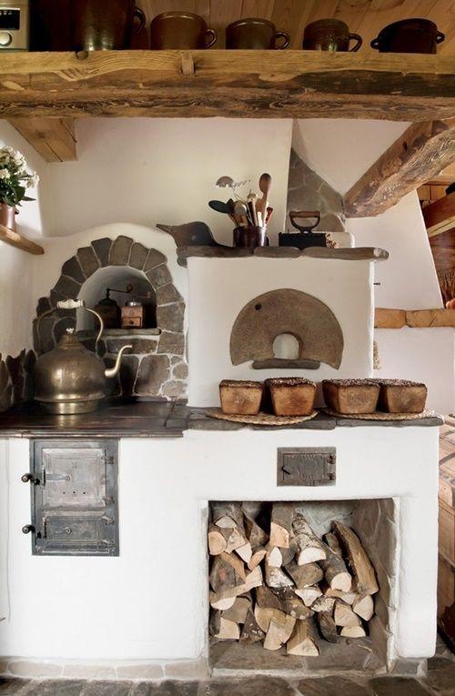 10 trucos para decorar cocinas rusticas 3