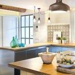 5 ideas clave para imitar el encanto de las cocinas vintage