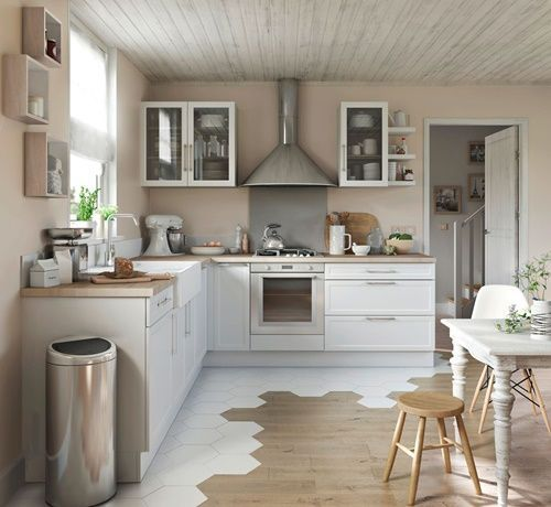 5 ideas de cocinas abiertas que te convencerán 1