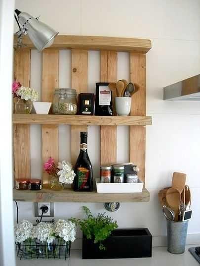 10 muebles hechos con palets para cocinas 5