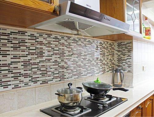 Decoracion cocinas r sticas vintage retro y modernas con - Modelos de azulejos para cocina ...