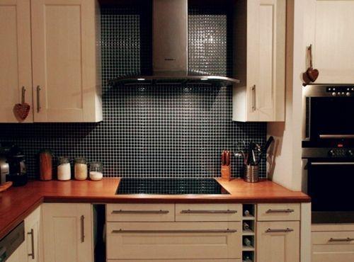 Frentes de cocina nuevos con estos azulejos adhesivos for Que son los azulejos