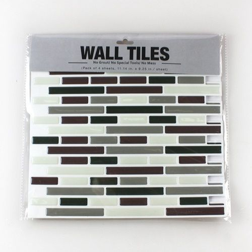 Frentes de cocina nuevos con estos azulejos adhesivos 7
