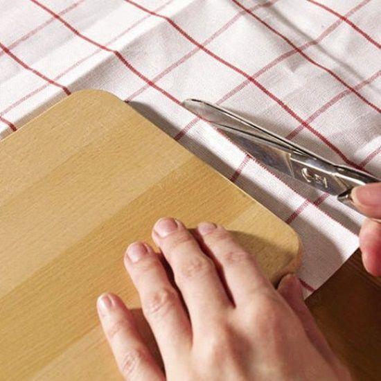 Manualidades recicladas para la cocina con tablas de cortar 2