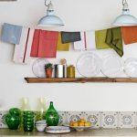 Decoración de cocinas vintage con detalles originales y sencillos