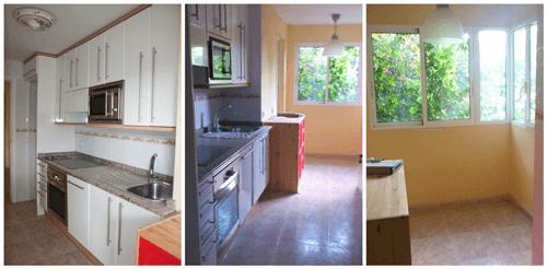 reformar cocina sin obras con ideas low cost