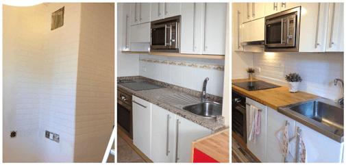 Reformar cocina sin obras con ideas low cost 7