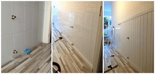Reformar azulejos ba o sin obras - Cambiar el bano sin obras ...
