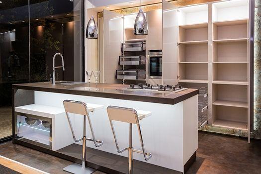 Decoracion cocinas r sticas vintage retro y modernas con for Cocinas integrales de alta gama
