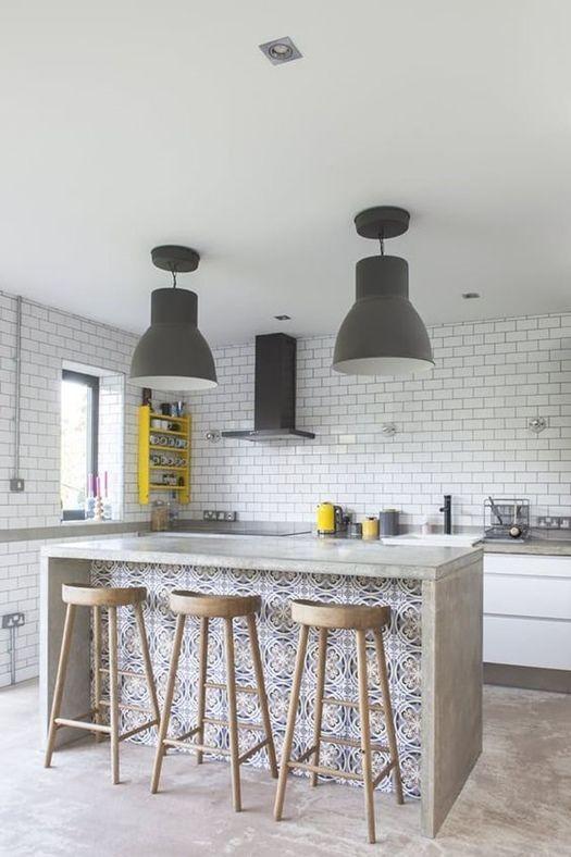 5 Cocinas Con Isla Y Barra Incorporada Que Te Van A